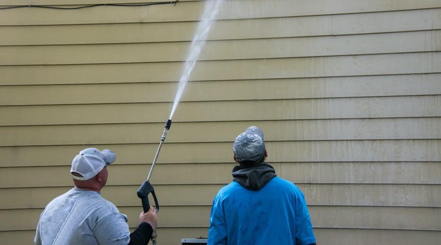 House Washing Pair