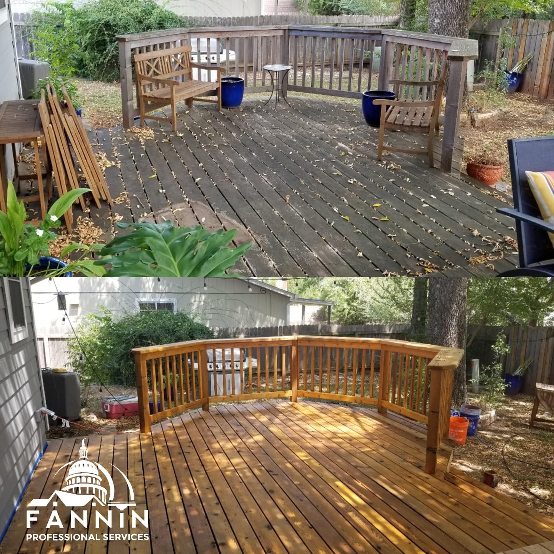 deck Cedar
